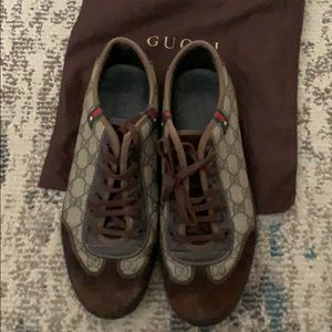 Mens Gucci Sneakers